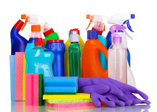 Los productos de limpieza caseros básicos para la casa