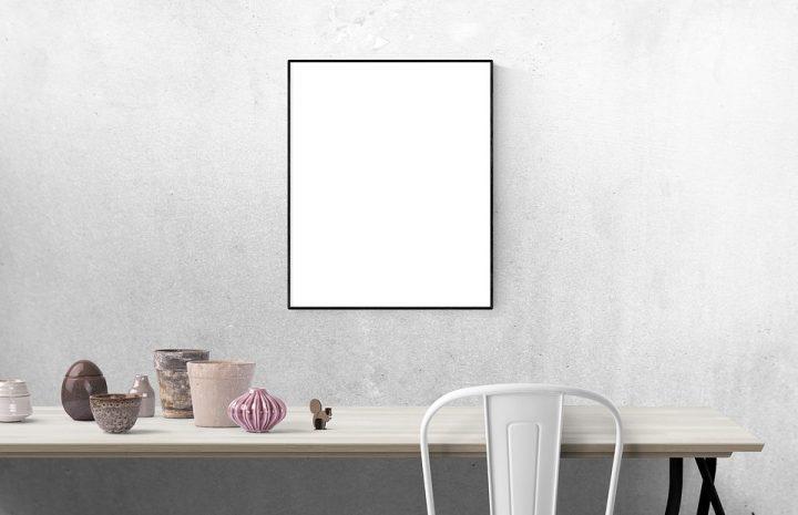 Cómo hacer marcos para cuadros y fotos