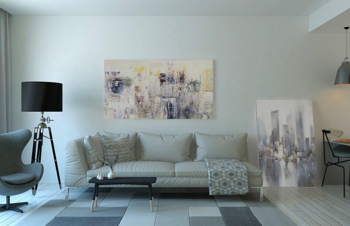 Cómo decorar un piso pequeño, 20 ideas sencillas.