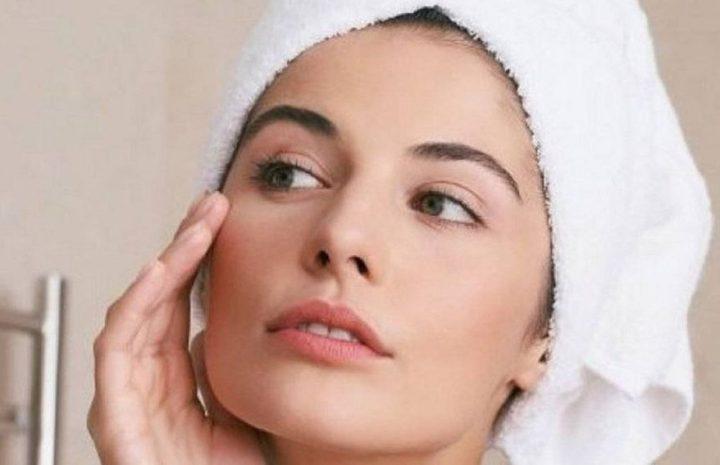 Mascarilla de avena y aceite de oliva para cerrar poros abiertos