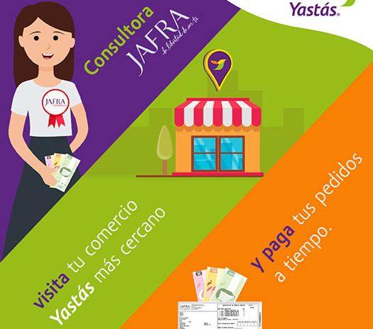 Dónde hacer el pago de catálogos JAFRA